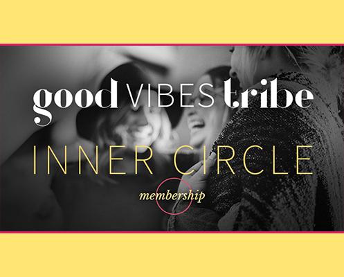 Sonia Choquette's Good Vibes Tribe - Inner Circle Membership